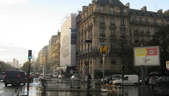 Le site juif de rencontre JDate.fr s'affiche à Paris sur les panneaux JC Decaux !