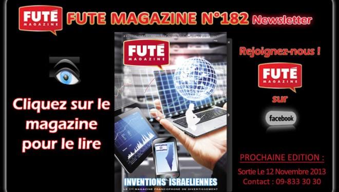 le dernier Futé Magazine à découvrir sur Ashdodcafé