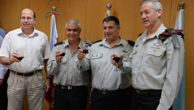 Le général de brigade Motti Almoz nommé Porte-parole de Tsahal