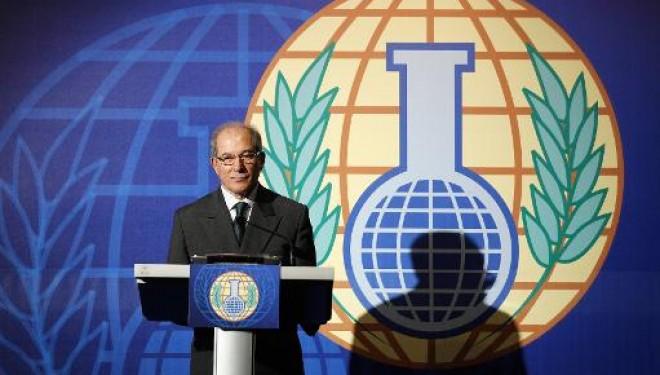 Le prix Nobel de la paix est attribué à l'Organisation pour l'interdiction des armes chimiques (OIAC)