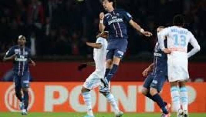 Sport : Le PSG bat l'OM 2 à 1 !