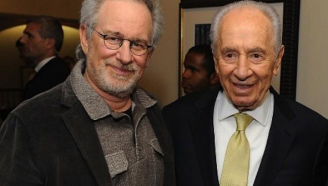 Cinéma : Spielberg distingué par Peres pour avoir « améliorer le monde ».