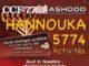 Venez fêter Hannouka avec le CCF 770