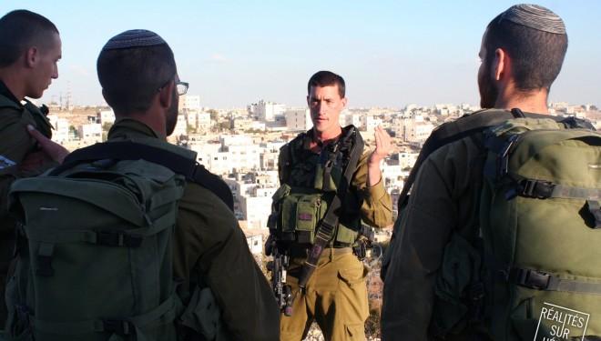 48h à Hébron : mission d'exception là où se cristallisent les tensions