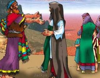Shabbat shalom : Vayichla'h
