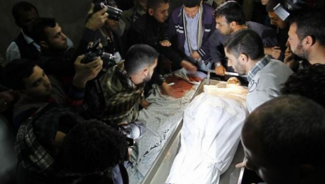 Quatre combattants du Hamas tués lors d'un accrochage avec Israël