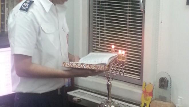 Le M.D.A. vous souhaite une bonne fête de Hanoucca et vous fait partager quelques consignes de sécurité