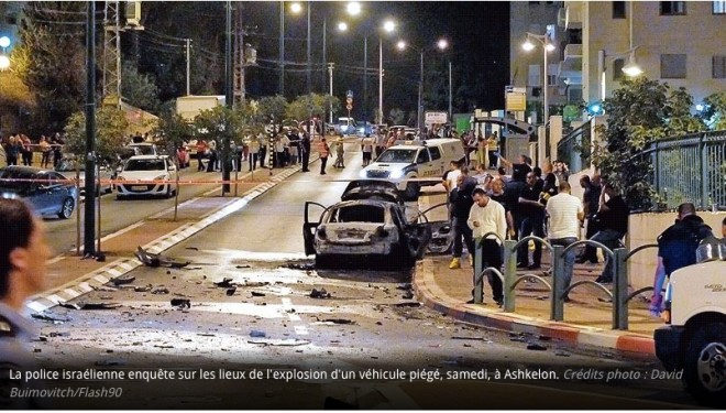 Ashkelon : La lutte antimafia, l'autre guerre d'Israël !