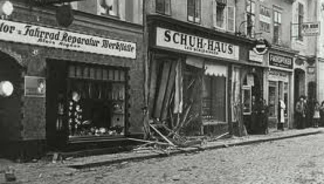 Un banquier juif croit possible un compromis avec Hitler.1932-1938.