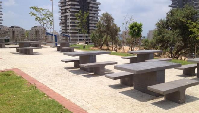 Ashdod ! Le parc Ashdod Yam clôture la saison !