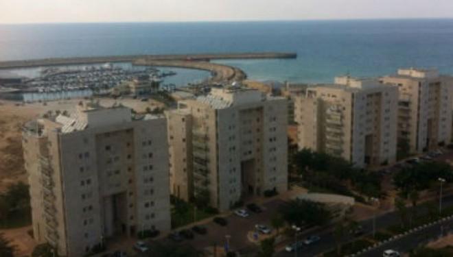 Dans le collimatieur du Fisc : les appartements luxueux des résidents étrangers de la Marina d'Ashdod !