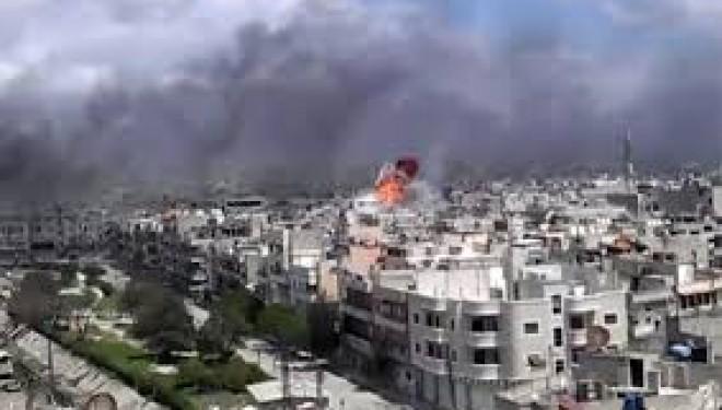 Syrie le choix de la politique