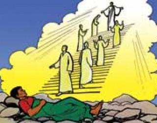 Shabbat shalom : Va-Yetsé