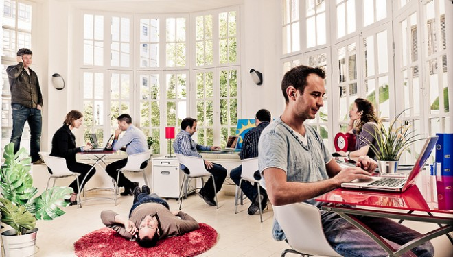 Conjuguez Alyah + entrepreneuriat avec «THE HIVE»