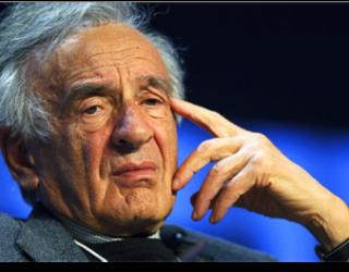 Elie Wiesel, Prix Nobel de la Paix et survivant de l'Holocauste vient de nous quitter à 87 ans