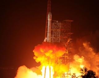 Une sonde spatiale chinoise s'est posée sur la Lune