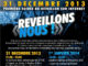 «Réveillons nous» ou comment passer une soirée du 31 décembre originale!!!