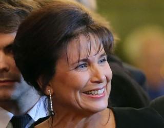 Anne Sinclair: l'amour au grand jour. Elle retrouve le sourire avec Pierre Nora !