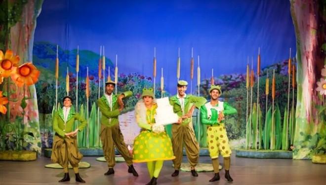 Poucette : comédie musicale pour enfants
