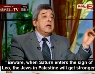 """Un astrologue égyptien : """"les Juifs seront plus forts en 2014″"""