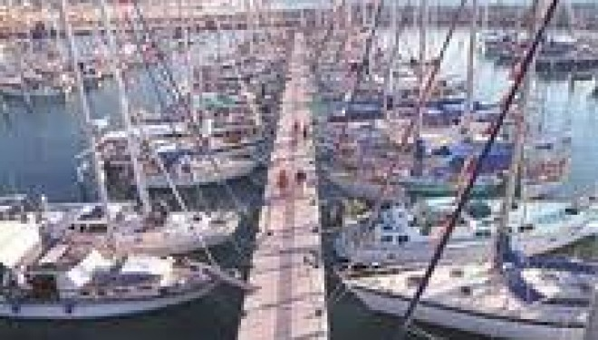location saisonnière à la Marina d'Ashkelon