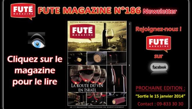 Futé Magazine : sur la route du vin en Israël