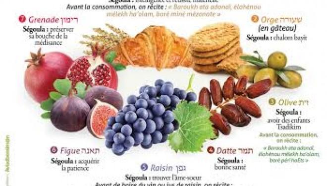 Le Seder de Tou Bichvat
