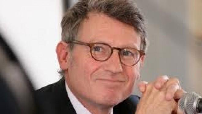 M. Vincent Peillon, Ministre de l'Education nationale en Israël et dans les Territoires palestiniens