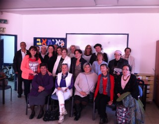 Imave : Un séminaire de formation pour les volontaires de l'association