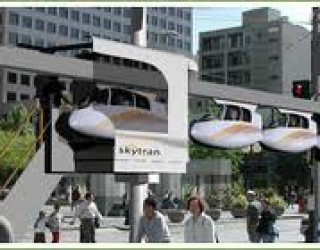 Tel-Aviv aura son SkyTran