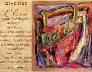Le sens des mitsvot : paracha Vayakhel-Pekoudei