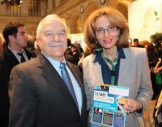 Participation record au salon high tech et aux conférences au palais Brognart ce 2 février!