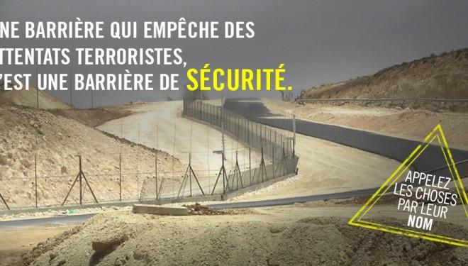 Une barriere de «sécurité» pour protéger notre vie !