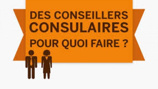 Le Consulat général de France en Israël et les conseillers consulaires : votez !
