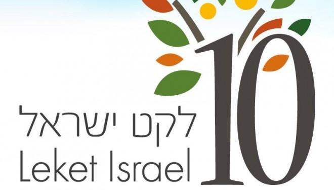 Vendredi 28 Mars 2014: cueillette de l Espoir 2e edition au Moshav Nahalal