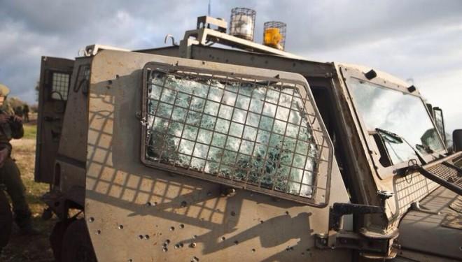 Quatre soldats de Tsahal blessés à la frontière syrienne