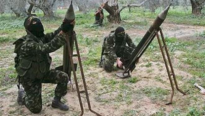 Le sud d'Israël frappé par des dizaines de roquettes en provenance de Gaza
