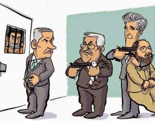Israël, évidemment, responsable de l'arrêt des négociations !