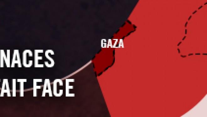 Une carte pour comprendre toutes les menaces contre Israël