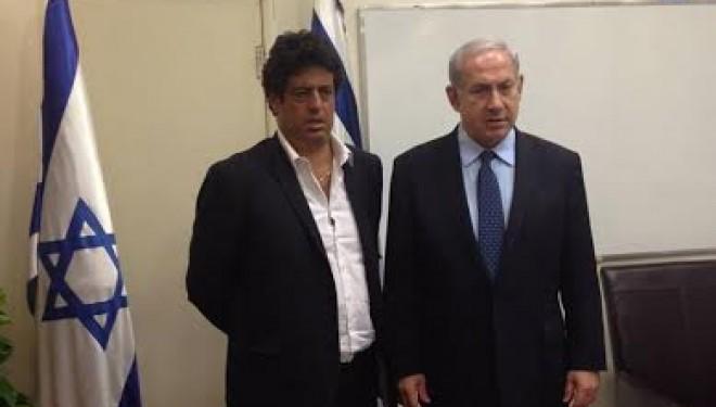 Le Député Meyer Habib, à l'écoute des français d'Israël