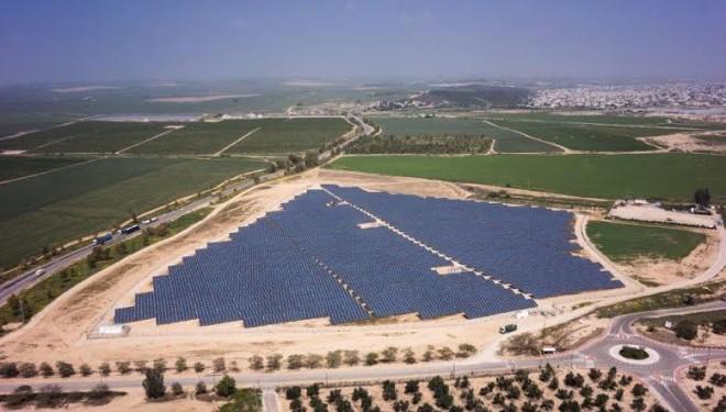EDF énergies nouvelles Israël, inaugure ses 5 premières centrales solaires du pays
