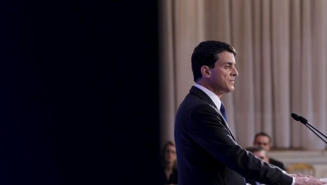 Discours de Manuel Valls à l'Assemblée nationale en hommage aux victimes des attentats