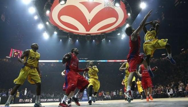 Basket: le Maccabi Tel-Aviv foudroie le CSKA Moscou en Euroligue