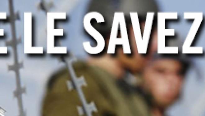Le Saviez Vous : le rôle d'Israël dans le conflit syrien