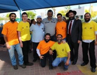 Association Ikecher : Un happening très réussi pour Lag Baomer