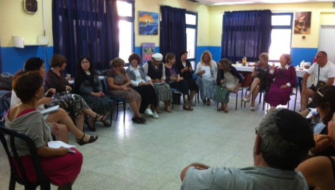 Formation des bénévoles de l'Association IMAVE
