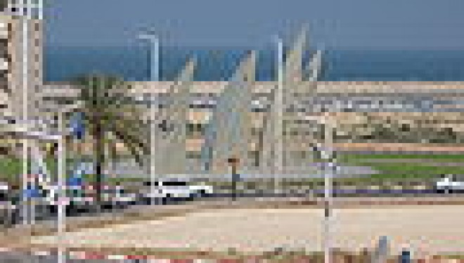 Construction d'une synagogue à la Marina d'Ashdod !