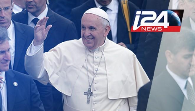 Première visite du Pape François au Moyen-Orient du 24 au 26 Mai 2014