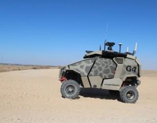 Les drones terrestres de Tsahal : gardes-frontières du futur
