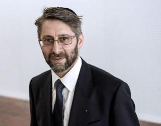 Haïm Korsia, aumônier général des armées, élu nouveau grand rabbin de France